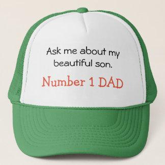 Vraag me over mijn zoonspet trucker pet