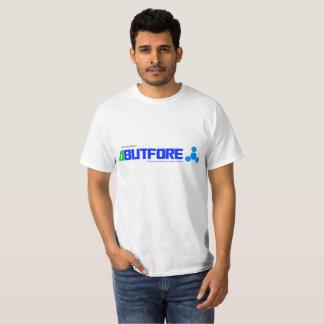 """""""Vraag me over"""" Overhemd Abutfor T Shirt"""