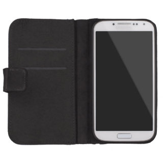 Vraag van de Wildernis (het Hoesje van de Portefeu Galaxy S4 Portemonnee Hoesje