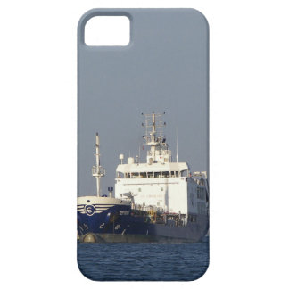 Vrachtschip Zephyros die Haven ingaat Barely There iPhone 5 Hoesje