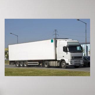 vrachtwagen plaat