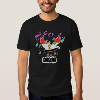 Vrede in Egypte T-shirts