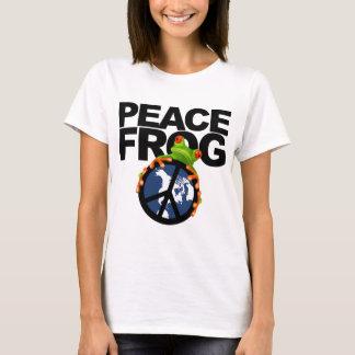 vrede kikker-2 t shirt