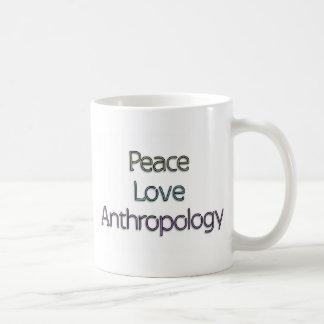 Vrede, Liefde, Antropologie Koffiemok