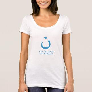 Vrede, Liefde en Solidariteit T Shirt
