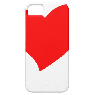 vrede love13 barely there iPhone 5 hoesje