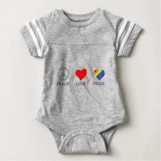vrede love26 baby bodysuit
