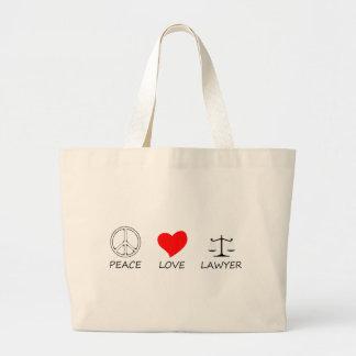 vrede love40 grote draagtas