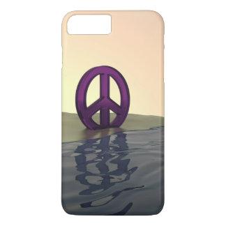 Vrede op een Strand iPhone 8/7 Plus Hoesje