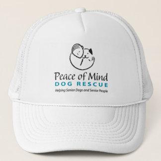 Vrede van het Pet van het Logo van de Mening