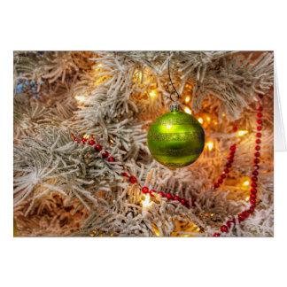 Vrede, Vreugde, en Magisch van de Kerstkaart Kaart