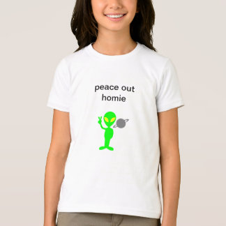 vredes uit homie overhemd t shirt