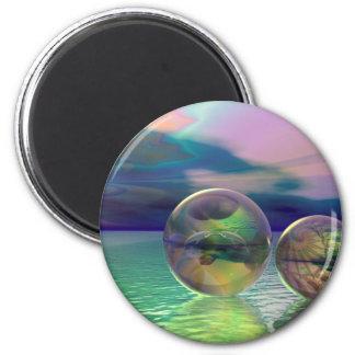 Vreedzame oceaanmagneet magneet