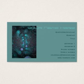 Vreemde Huid 001 Visitekaartjes