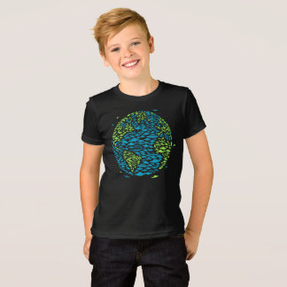 Vreemde Invasie T Shirt