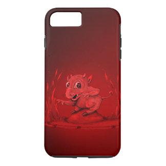 VREEMDE KWADE Apple iPhone 7 van BIDI PLUS   Tough iPhone 8/7 Plus Hoesje