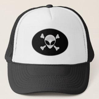 Vreemde Piraat de Indringer Trucker Pet