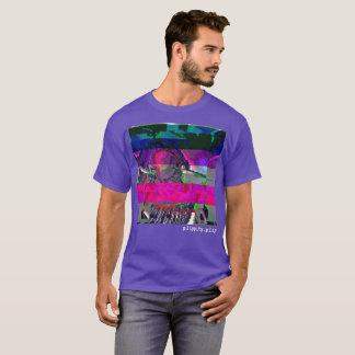 Vreemde Slechte Glitch van het Signaal T-shirt