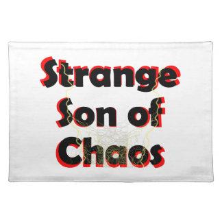 Vreemde Zoon van Chaos Placemat