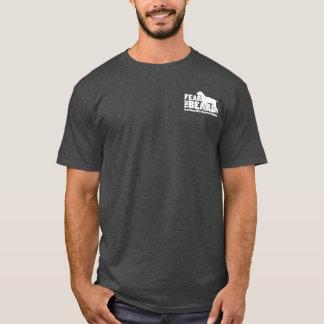 Vrees de Baard - Duitse Wirehaired Wijzer T Shirt