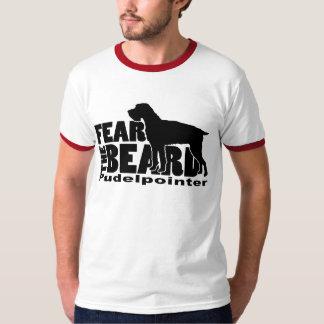 Vrees de Baard - Pudelpointer T Shirt