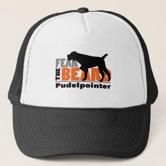Vrees de Baard - Pudelpointer Trucker Pet