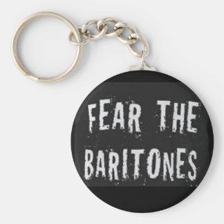 Vrees de Baritonnen Sleutelhanger