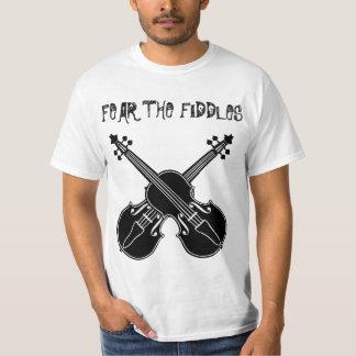 Vrees Fiddles T Shirt