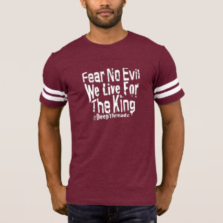 Vrees Geen Kwaad Voetbal Shirt
