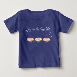 Vreugde aan de Wereld Donuts | T-shirt van het