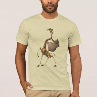 Vrienden Gloria en Melman T Shirt