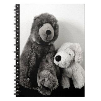 Vrienden Notitieboek