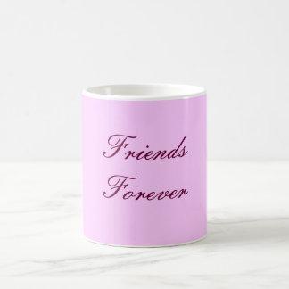 Vrienden voor altijd koffiemok