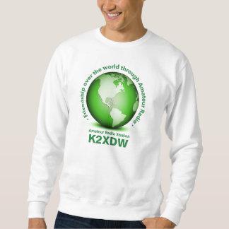 Vriendschap door Amateur RadioT-shirt [de V.S.] Trui