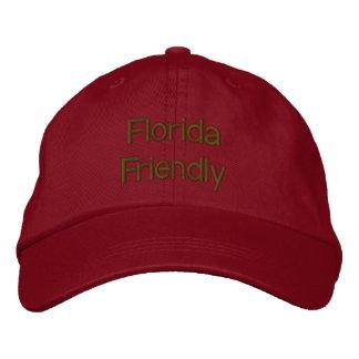 Vriendschappelijk Florida Geborduurde Pet