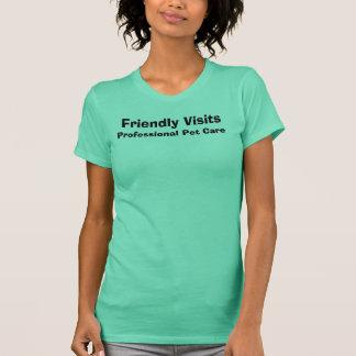Vriendschappelijke Bezoeken, de Professionele Zorg T Shirt