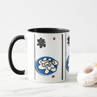 Vriendschappelijke van de de koffiemok van de