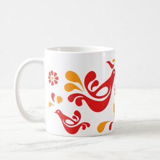 Vriendschappelijke Vogel Koffiemok