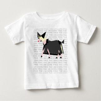 Vrij de Eenhoorn Baby T Shirts