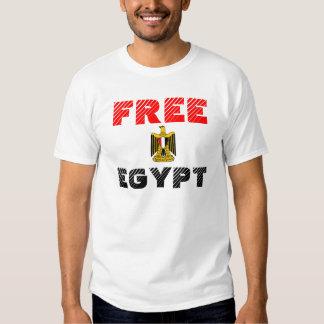 VRIJ EGYPTE SHIRT