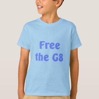 Vrij G8 Shirt