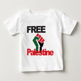 Vrij Palestina - فلسطينعلم - Palestijnse Vlag Baby T Shirts