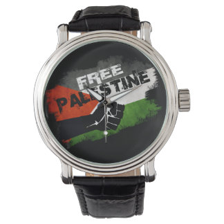 Vrij Palestina Horloges