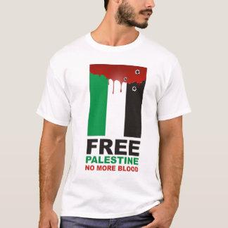Vrij Palestina Niet meer Bloed T Shirt