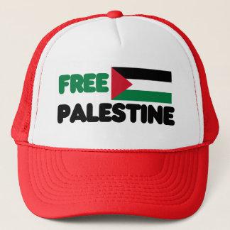 Vrij Palestina Trucker Pet