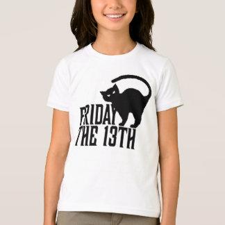 Vrijdag de dertiende t shirt