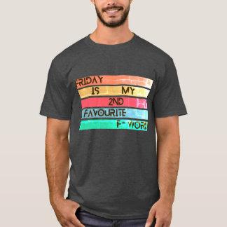 Vrijdag het Woord van F T Shirt