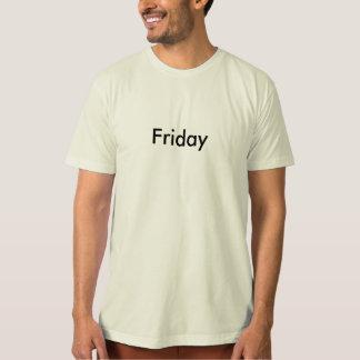 Vrijdag T Shirt