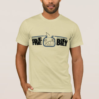 Vrije Billy Parody Light T Shirt