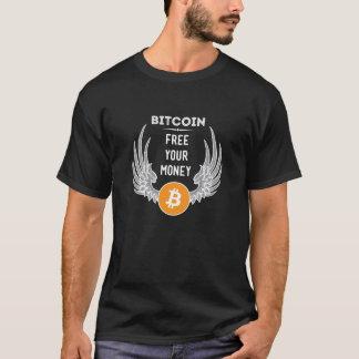 Vrije Bitcoin uw geld T Shirt